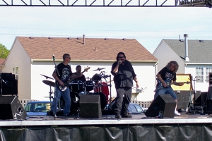 Stones Crye 2009